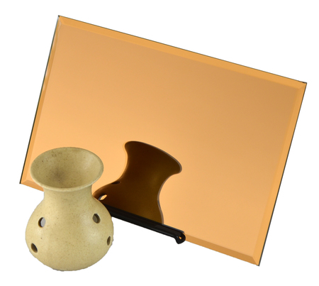 Golden Bronze Mirror